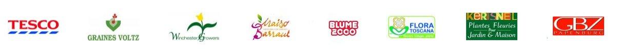 Logo's clients