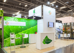Salon du Vegetal stand 2018