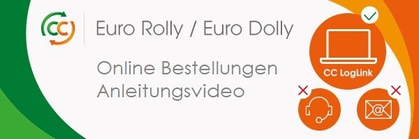 Banner Euro Rolly / Euro Dolly