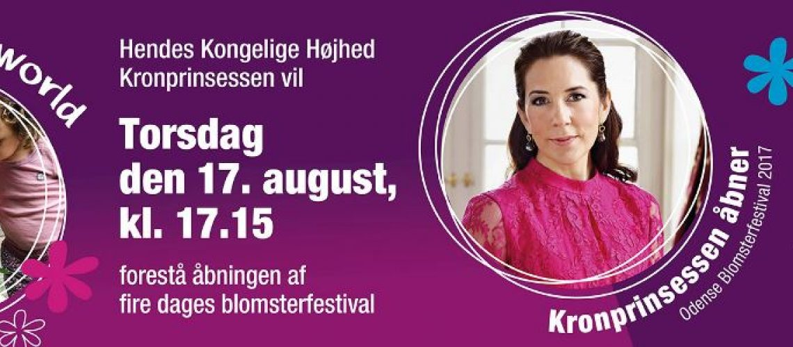 Odense Blomsterfestival 2017